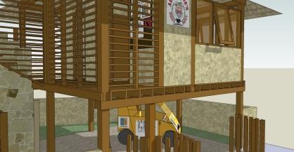 Rasamala, Johar, Mahoni bekas adalah jenis kayu yang digunakan untuk ...